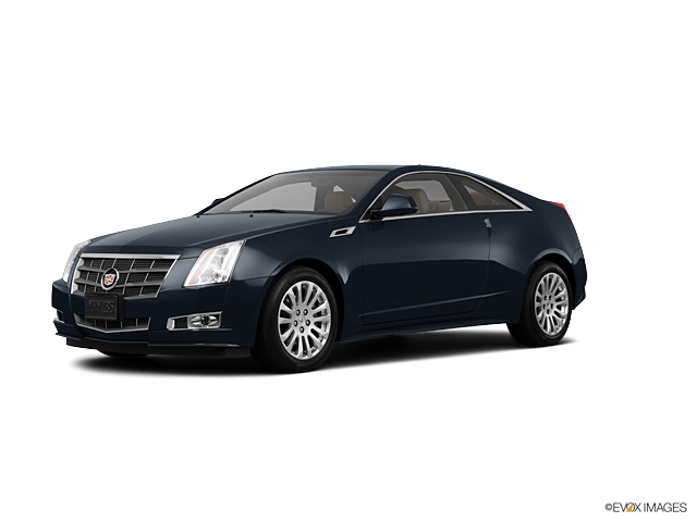 2011 Cadillac CTS Coupe Vehicle Photo in Portland, OR 97225