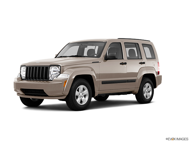 2011 Jeep Liberty Vehicle Photo In El Paso, TX 79936