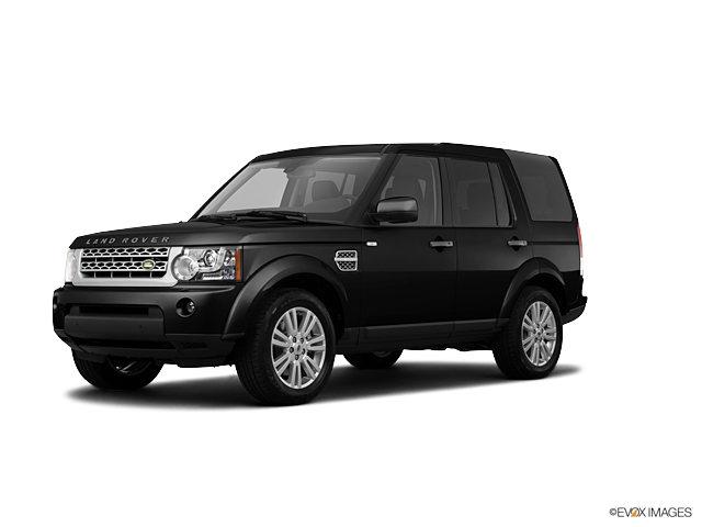 2011 Land Rover LR4 Vehicle Photo in Manassas, VA 20109