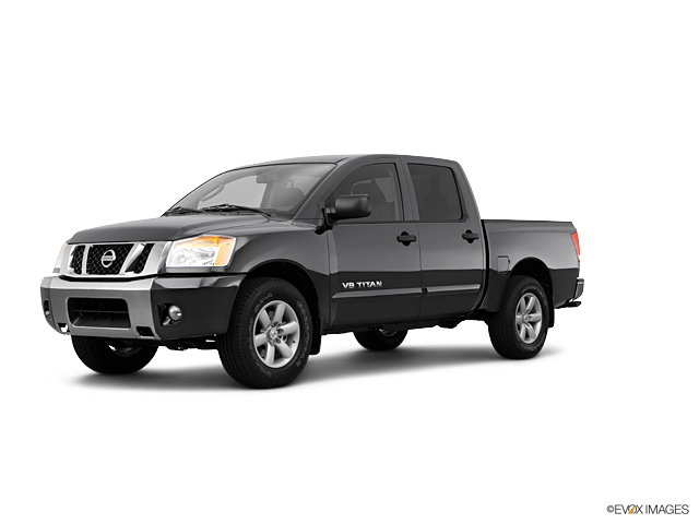 2011 Nissan Titan Vehicle Photo in Bend, OR 97701