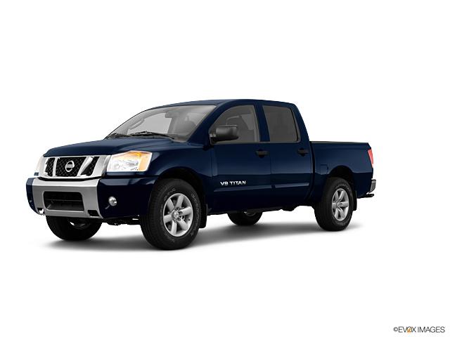 2011 Nissan Titan Vehicle Photo in San Angelo, TX 76903