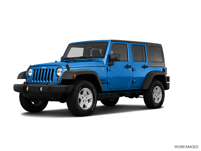2011 Jeep Wrangler Unlimited Vehicle Photo in Rosenberg, TX 77471