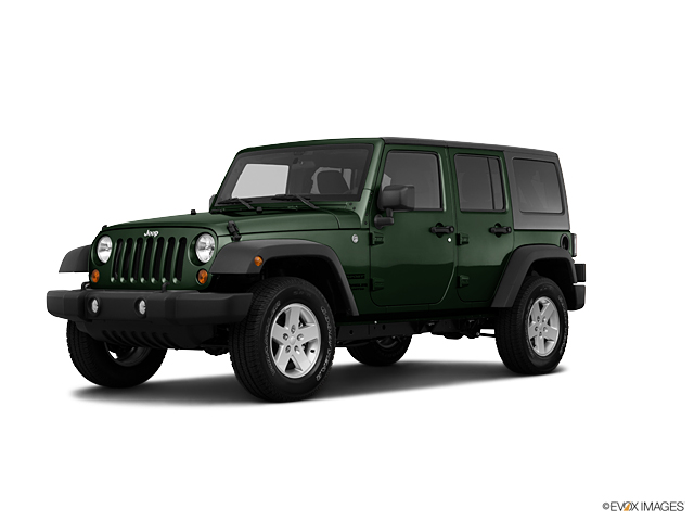 2011 Jeep Wrangler Unlimited Vehicle Photo in Akron, OH 44312