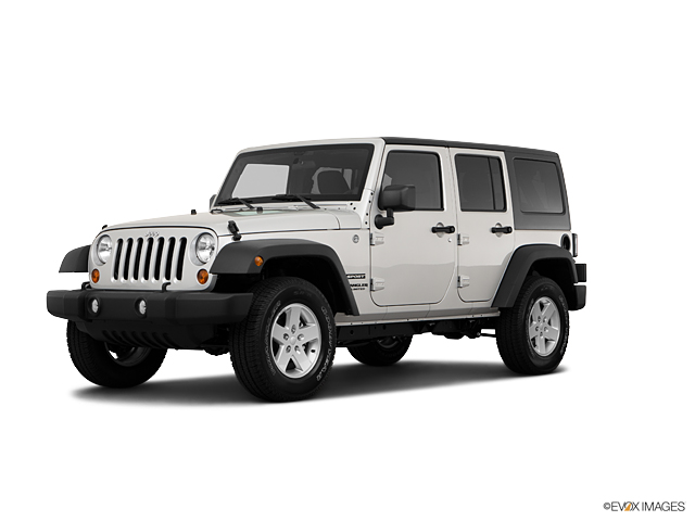 2011 Jeep Wrangler Unlimited Vehicle Photo in Westlake, OH 44145