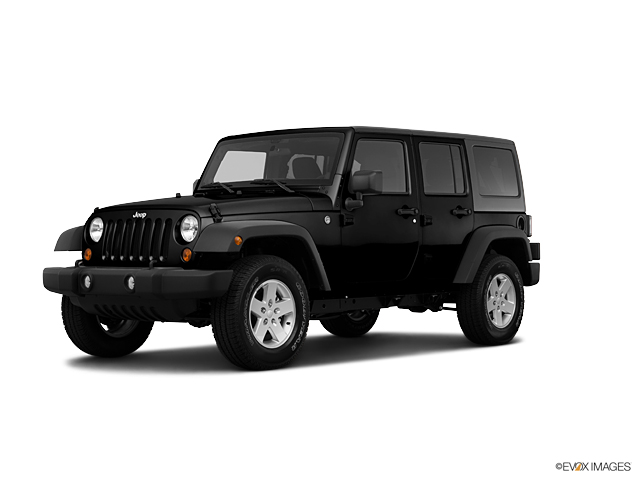 2011 Jeep Wrangler Unlimited Vehicle Photo in Newark, DE 19711