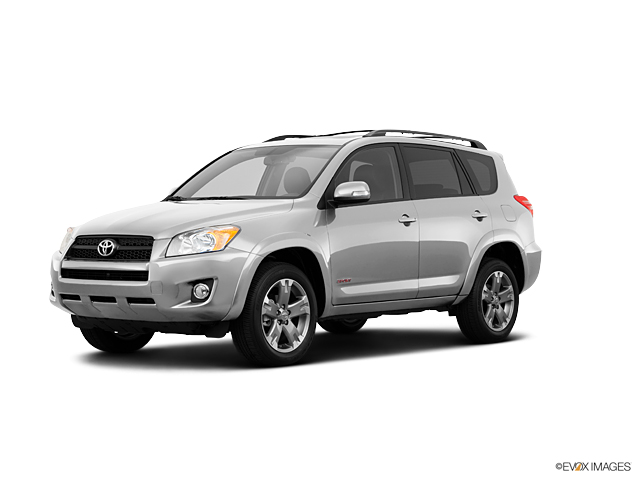 2011 Toyota RAV4 Vehicle Photo in Plainfield, IL 60586-5132