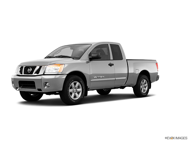 Nissan Titan Vehicle Photo In Albertville Al