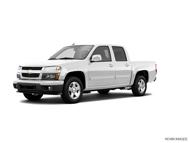 2011 Chevrolet Colorado Vehicle Photo in Bend, OR 97701