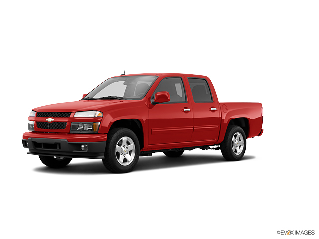 2011 Chevrolet Colorado Vehicle Photo in Spokane, WA 99207