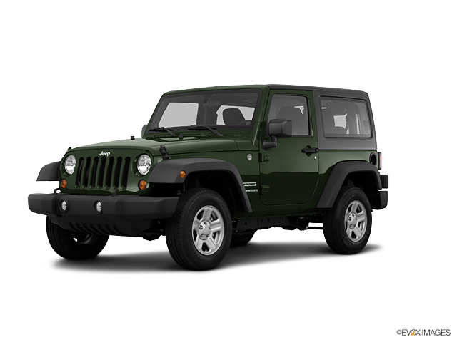 2011 Jeep Wrangler Vehicle Photo in Akron, OH 44320