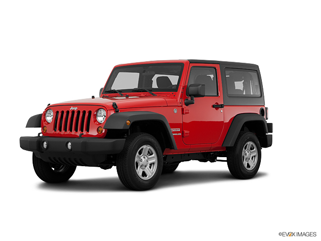 2011 Jeep Wrangler Vehicle Photo in Honolulu, HI 96819