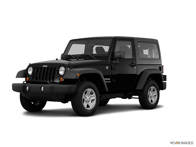 2011 Jeep Wrangler Vehicle Photo in Austin, TX 78759