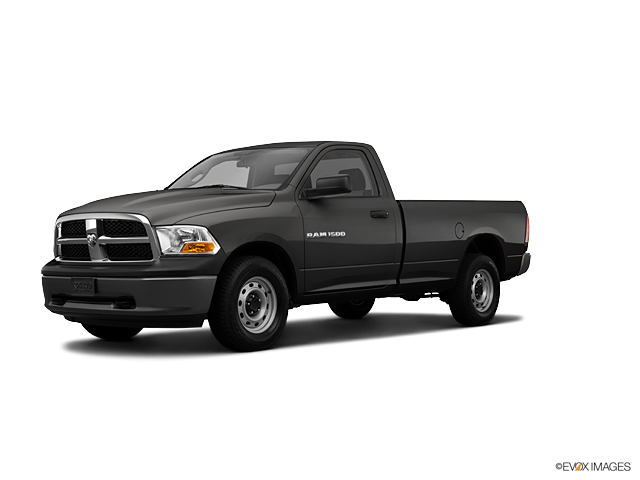 2011 Ram 1500 Vehicle Photo in Enid, OK 73703