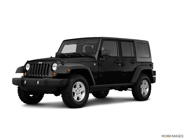 2011 Jeep Wrangler Unlimited Vehicle Photo in Denver, CO 80123