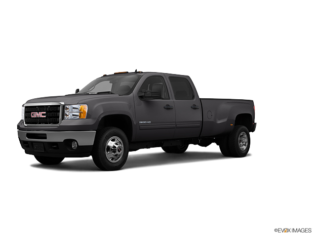2011 GMC Sierra 3500HD Vehicle Photo in San Angelo, TX 76903