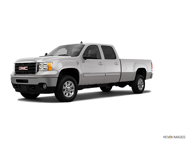 2011 GMC Sierra 2500HD Vehicle Photo in Casper, WY 82609