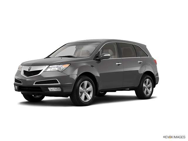 2011 Acura MDX Vehicle Photo in Manassas, VA 20109