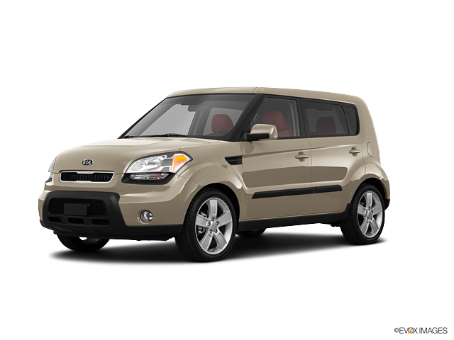 2011 Kia Soul Vehicle Photo in Peoria, IL 61615