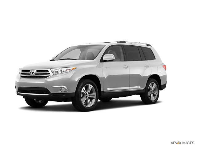 2011 Toyota Highlander Vehicle Photo in Enid, OK 73703