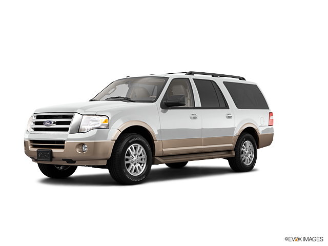 2011 Ford Expedition EL Vehicle Photo in Dallas, TX 75209