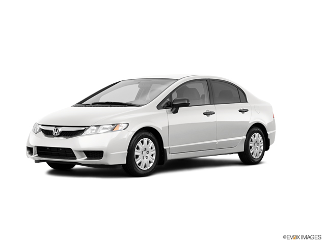 2011 Honda Civic Sedan Vehicle Photo in Independence, MO 64055