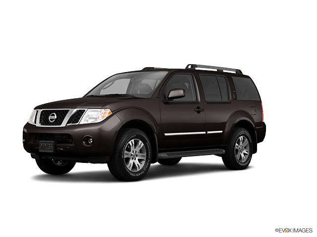 2011 Nissan Pathfinder Vehicle Photo in Charleston, SC 29407