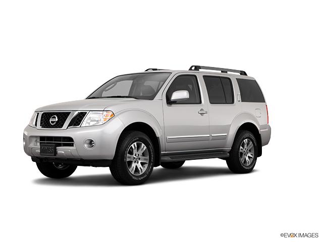 2011 Nissan Pathfinder Vehicle Photo in Warrensville Heights, OH 44128