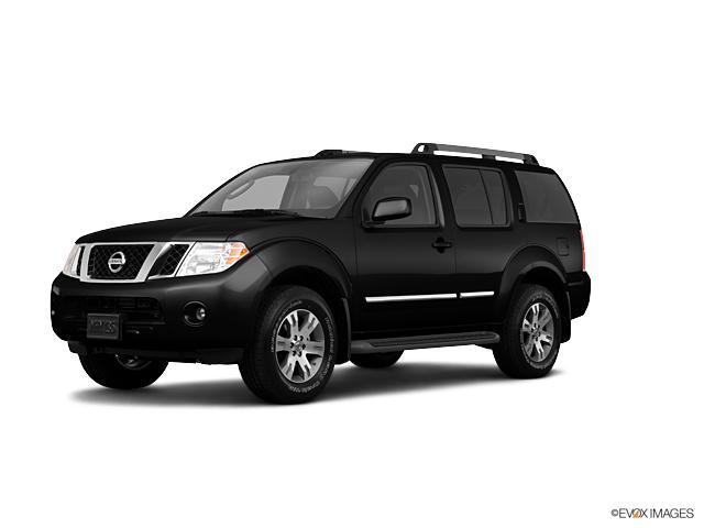 2011 Nissan Pathfinder Vehicle Photo in Austin, TX 78759