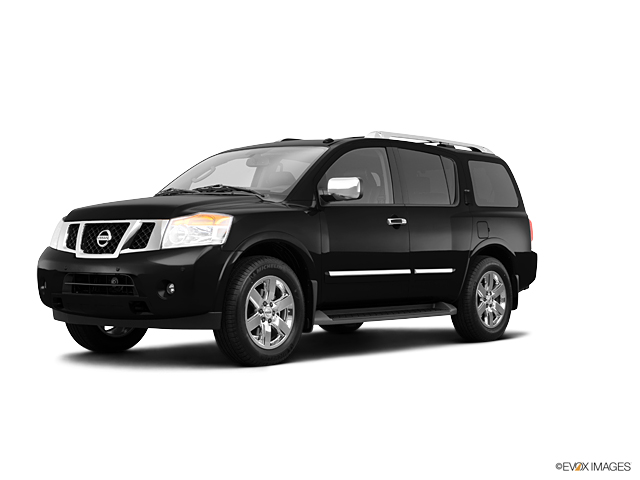 2011 Nissan Armada Vehicle Photo in Austin, TX 78759