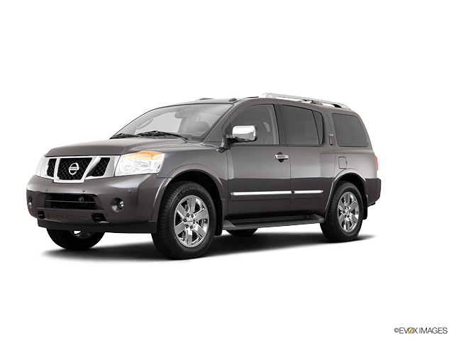 2011 Nissan Armada Vehicle Photo in San Leandro, CA 94577