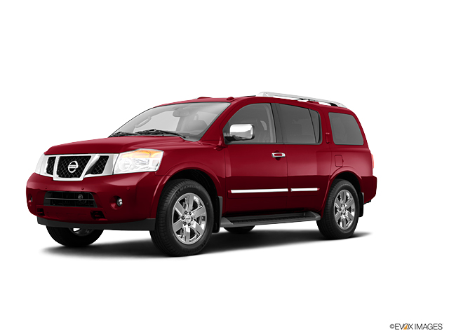 2011 Nissan Armada Vehicle Photo in Appleton, WI 54913