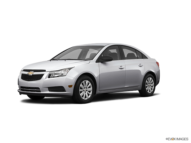 2011 Chevrolet Cruze Vehicle Photo in Warrensville Heights, OH 44128