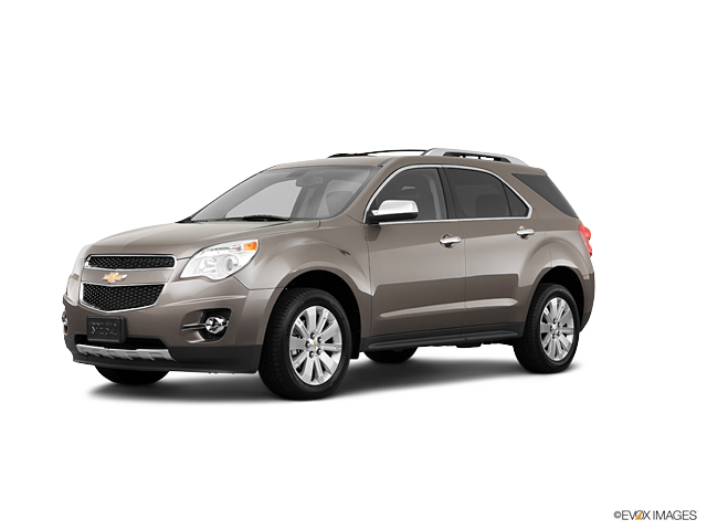 2011 Chevrolet Equinox Vehicle Photo in Baraboo, WI 53913