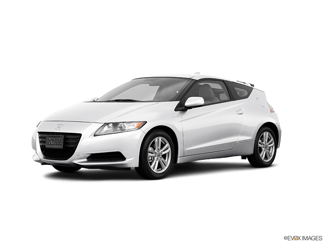2011 Honda CR-Z Vehicle Photo in Concord, NC 28027