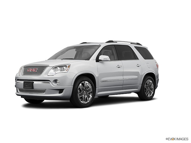 2011 GMC Acadia Vehicle Photo in Richmond, VA 23231