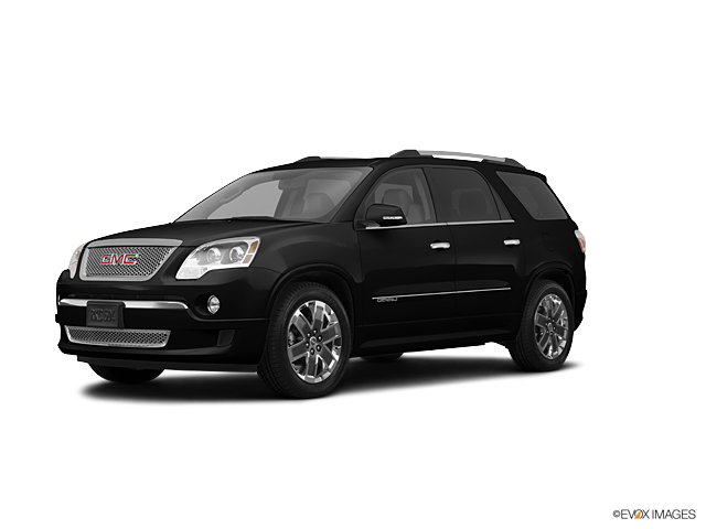 2011 GMC Acadia Vehicle Photo in Johnston, RI 02919