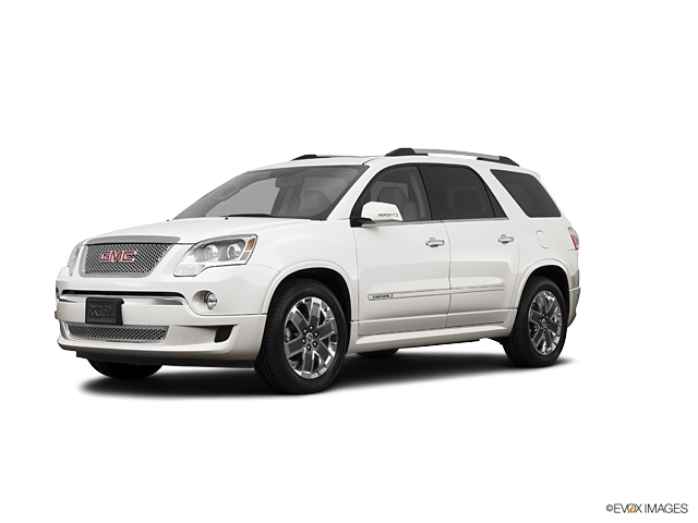 2011 GMC Acadia Vehicle Photo in Burlington, WI 53105