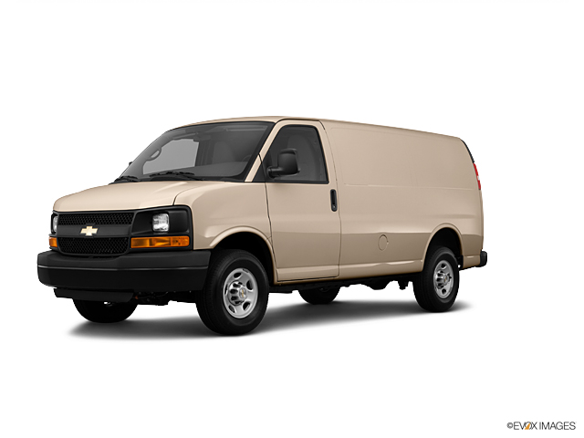 2011 Chevrolet Express Cargo Van Vehicle Photo in Amherst, OH 44001