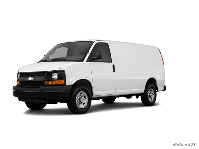 2011 Chevrolet Express Cargo Van Vehicle Photo in Sioux City, IA 51101