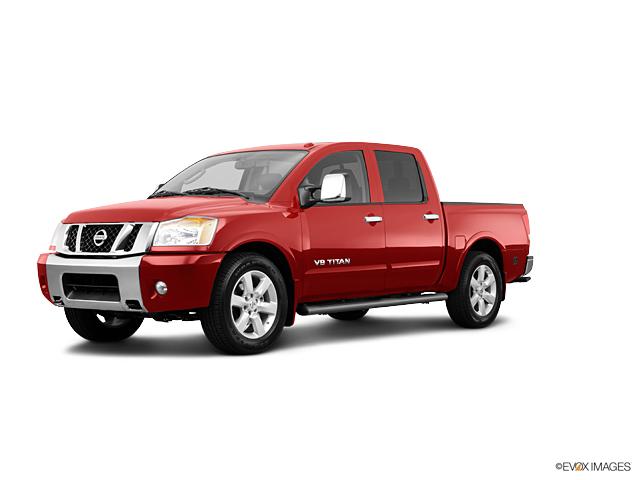2011 Nissan Titan Vehicle Photo in Mukwonago, WI 53149