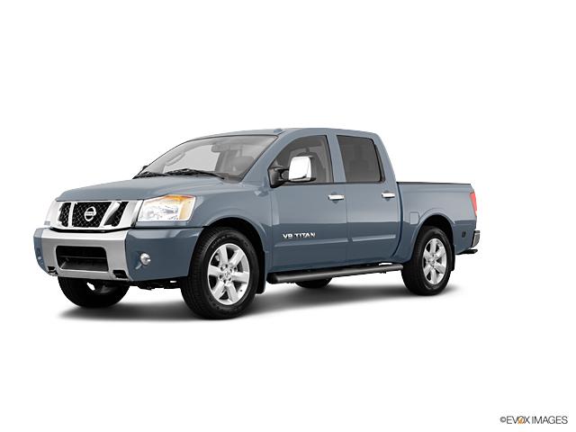 2011 Nissan Titan Vehicle Photo in Wharton, TX 77488