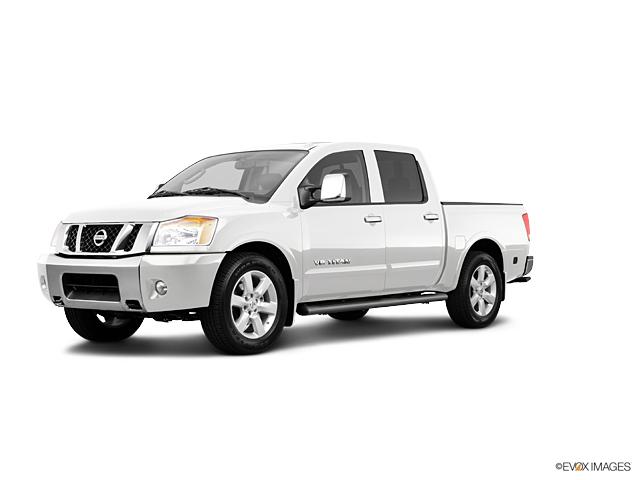 2011 Nissan Titan Vehicle Photo in Helena, MT 59601