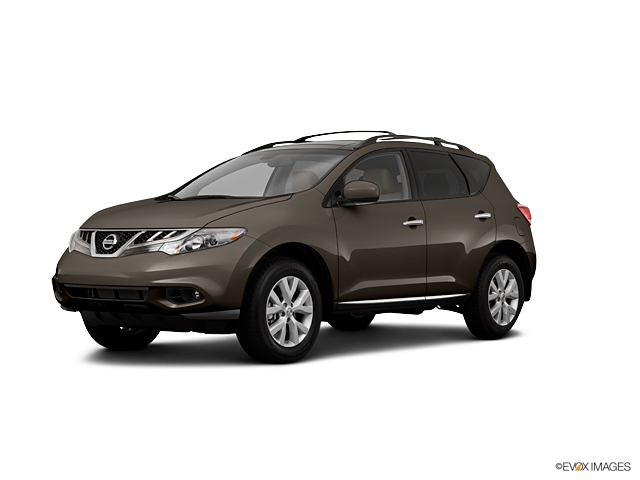 2011 Nissan Murano Vehicle Photo in Trevose, PA 19053-4984