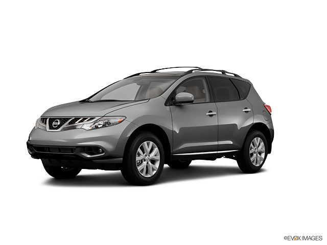 2011 Nissan Murano Vehicle Photo in Vincennes, IN 47591