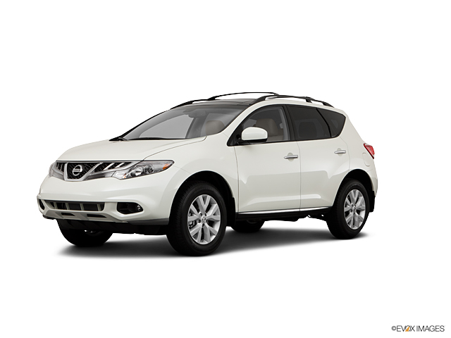 2011 Nissan Murano Vehicle Photo in Lansing, MI 48911