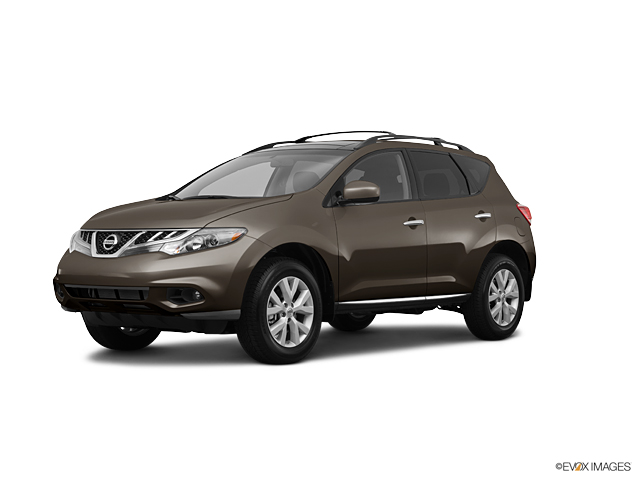 2011 Nissan Murano Vehicle Photo In Poplar Bluff, MO 63901