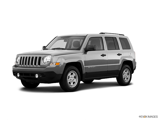 2011 Jeep Patriot Vehicle Photo in Edinburg, TX 78542