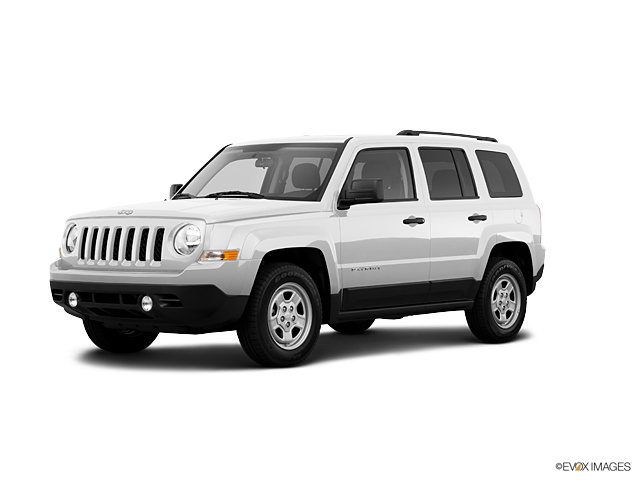 2011 Jeep Patriot Vehicle Photo in Colorado Springs, CO 80905