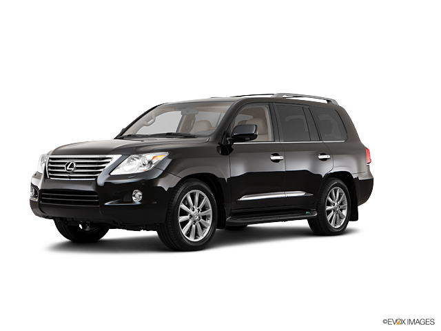 2011 Lexus LX 570 Vehicle Photo In Bossier City, LA 71111