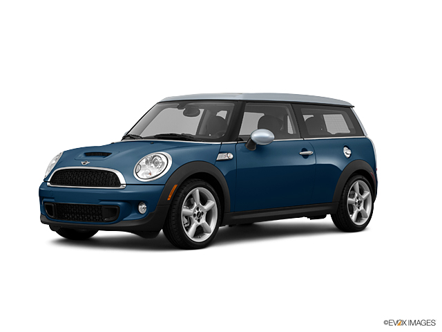 2011 MINI Cooper S Clubman Vehicle Photo in Woodbridge, VA 22191